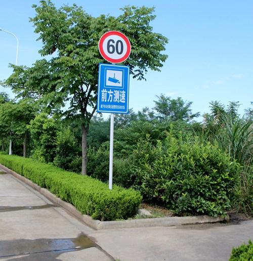 交通限速牌